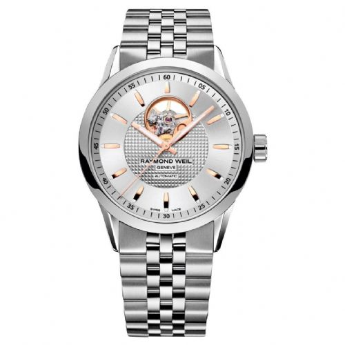 RAYMOND WEIL Freelancer AUTOMATIC Gents Watch 2710-ST5-65021